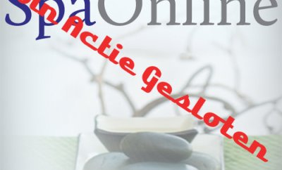 Winnaar win actie Spa-Online