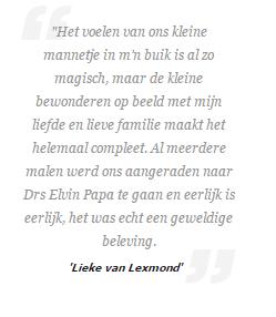 lieke van lexmond baby