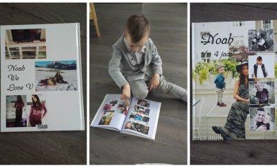 fotoboek baby voorbeeld