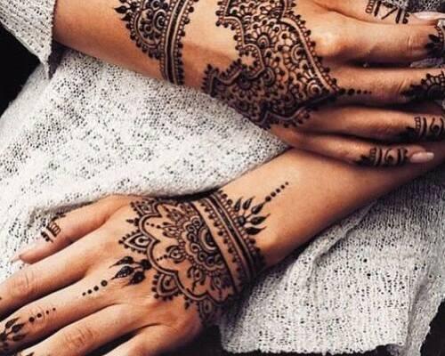 Waar Henna Tattoo Kopen: Mounira's Mansion