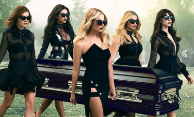 Pretty Little Liars antwoorden