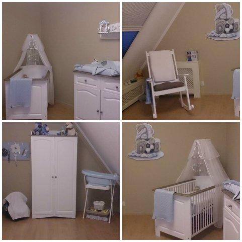 babykamer wit jongen