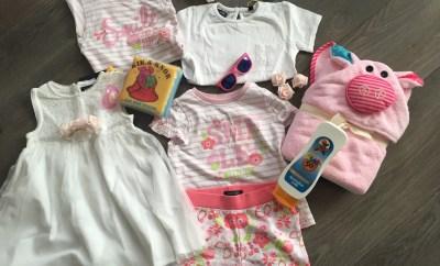 Nimra's wardrobe