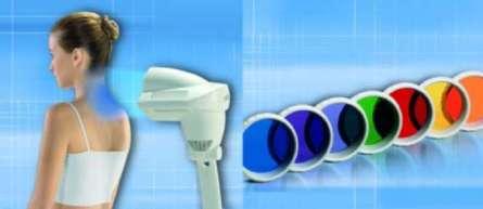 Bioptron-kleurenlichttherapie