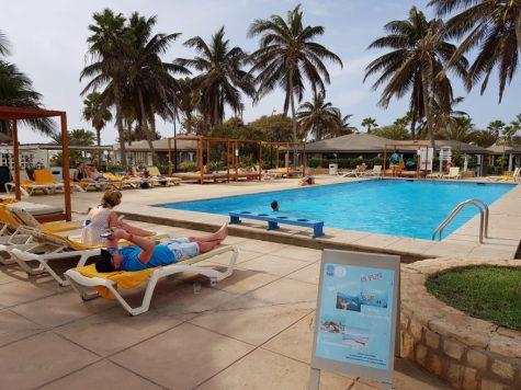 zwembad Oasis Belorizonte