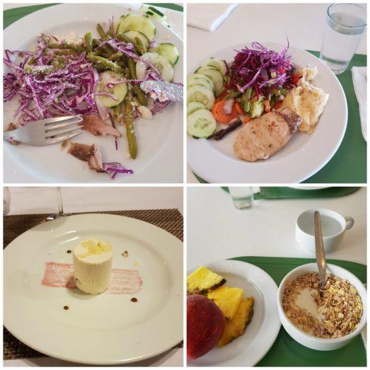 gezond eten op vakantie