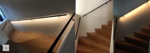 Bijzondere trapleuning led verlichting