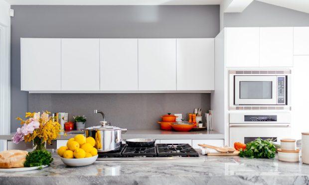Verlichting in keuken