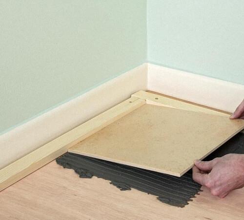 Укладка плитки на деревянную поверхность – Плитка на пол в ...