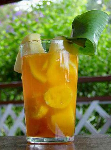 Jungle cocktail