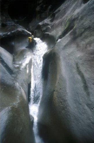 "Low's Gully - Kinabalu's ""Death Valley"""