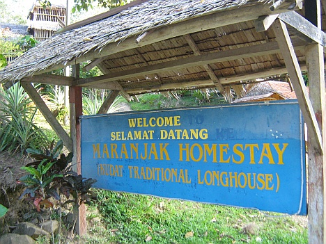 The signboard