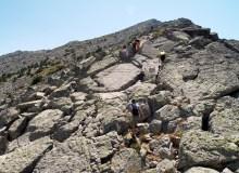 Bolnici-Pelister summit 2601 m a.s.l.
