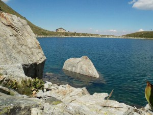 Планинарски дом на Големо Езеро