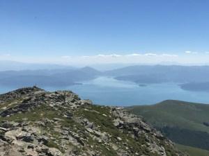 Седум дена планинарење низ Македонија