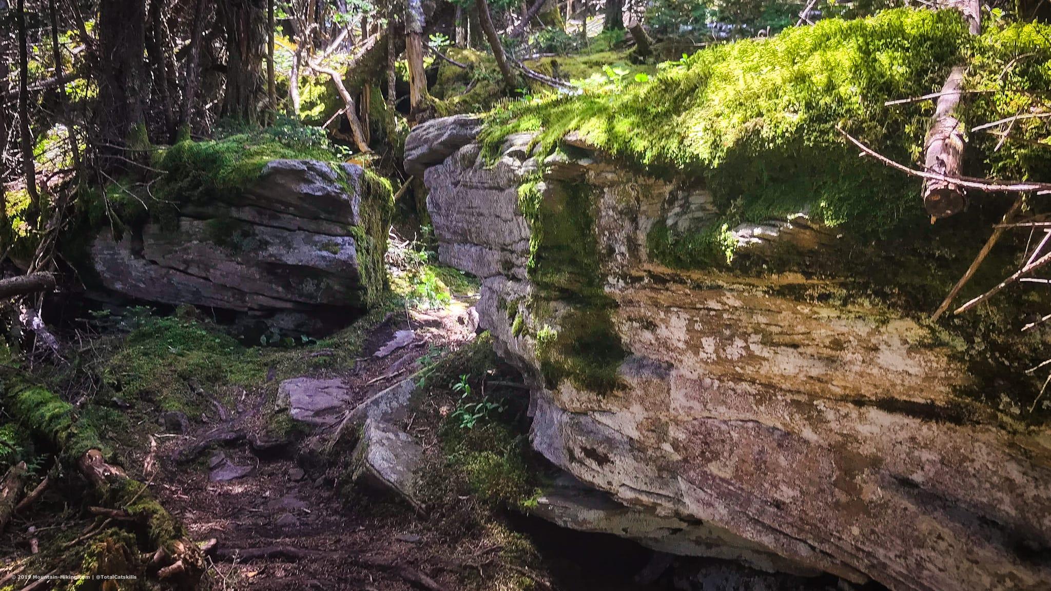 split rocks becker hollow catskills