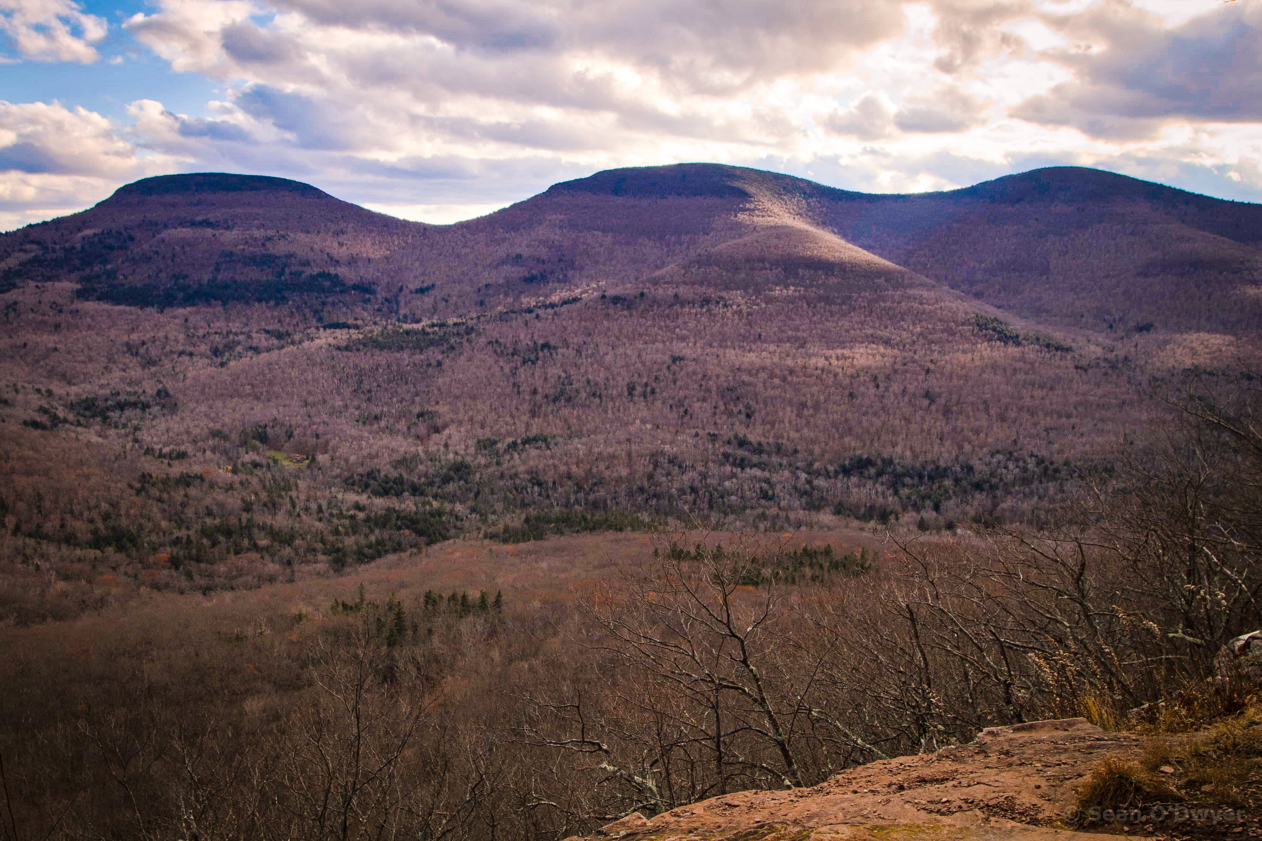 Catskill 3500 Peaks: Blackhead Range