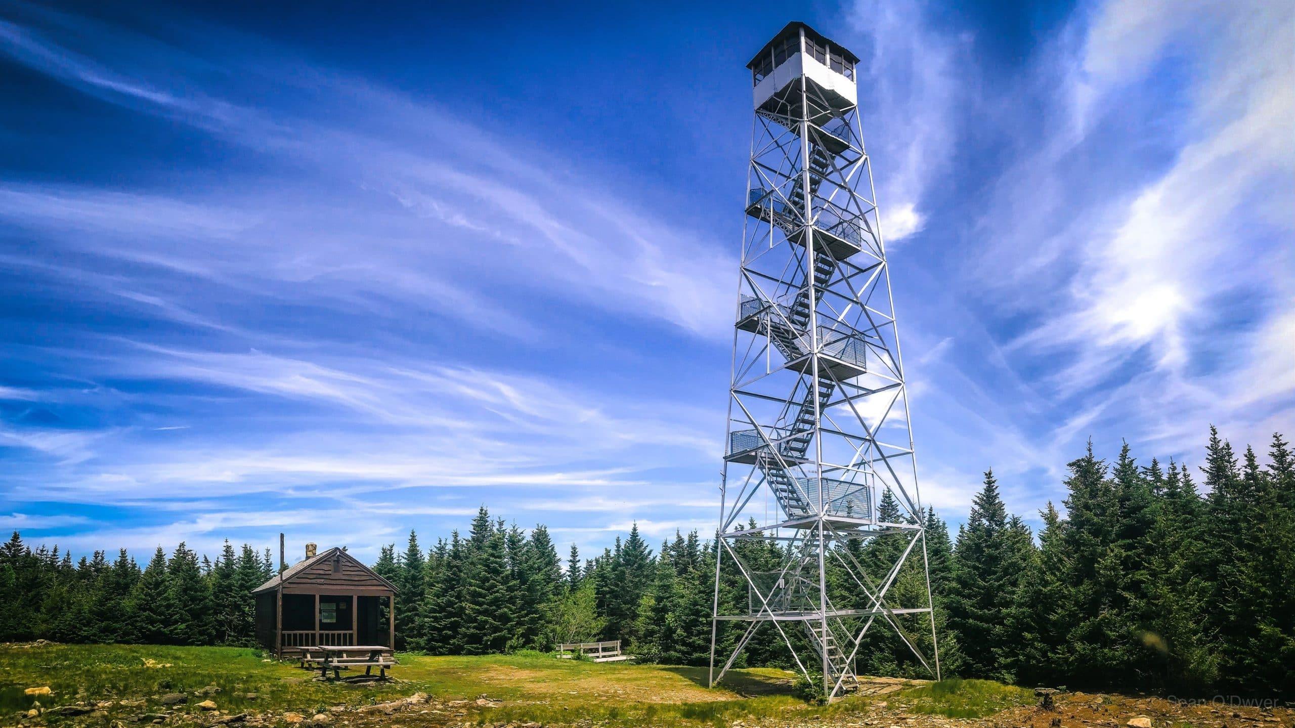 Hunter Fire Tower