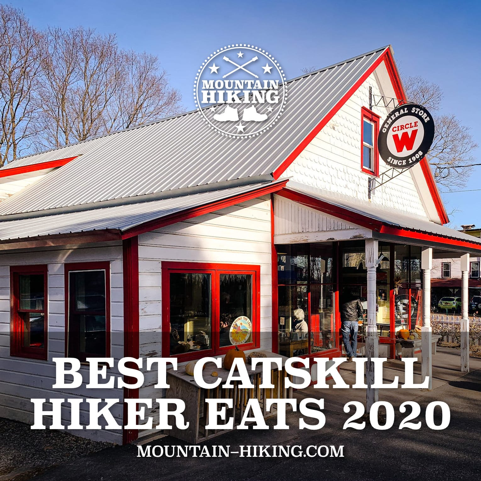 Best places to eat in the Catskills for hikers 2020