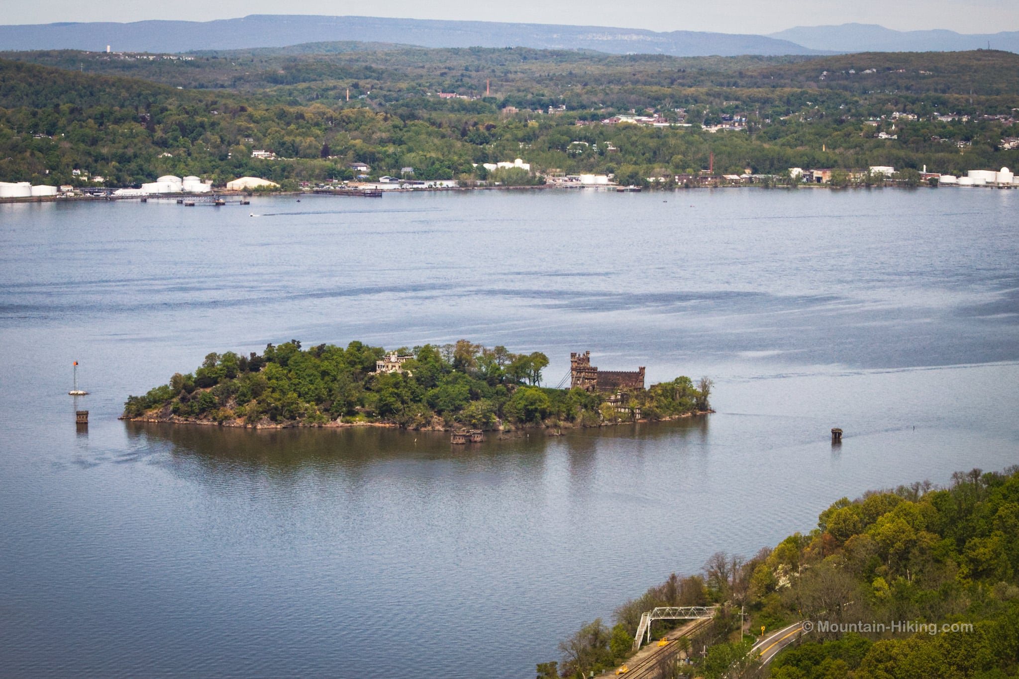 Pollepel Island and Bannerman's Castle