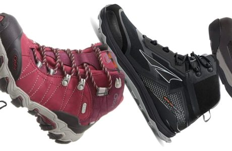 four of the best hiking boot brands in 2021