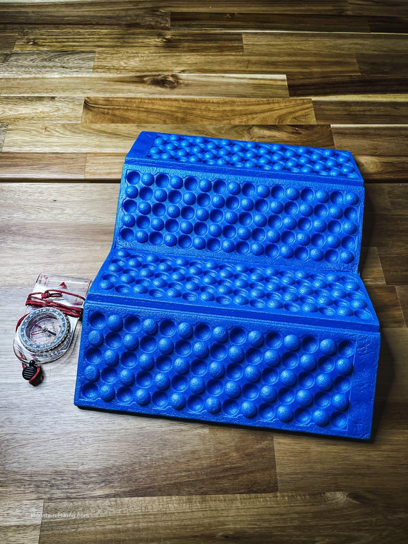 blue site pad