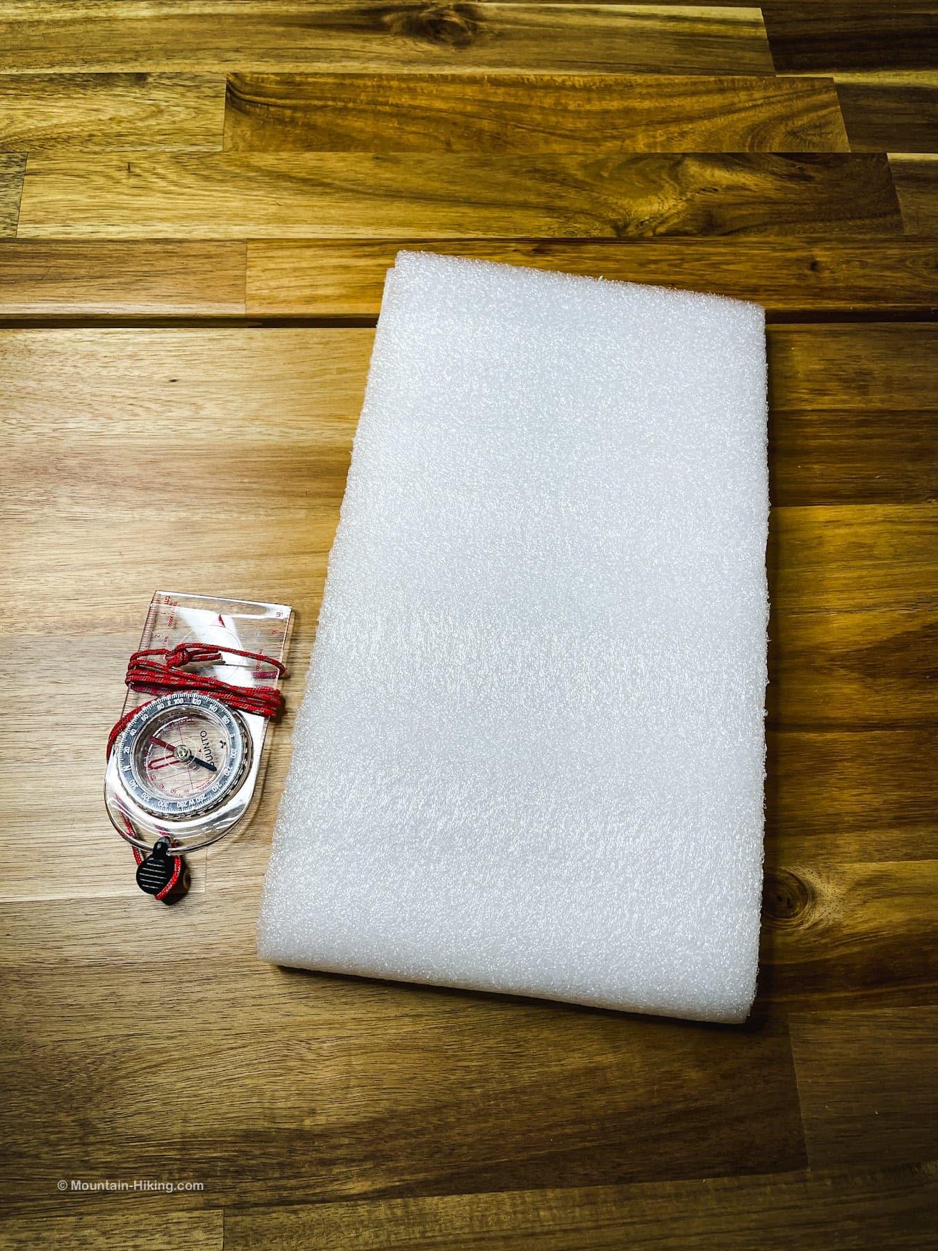 packing foam plastic