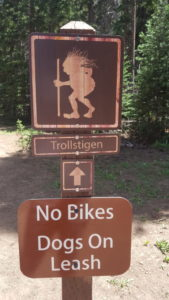 Trail Market to Breckenridge Troll