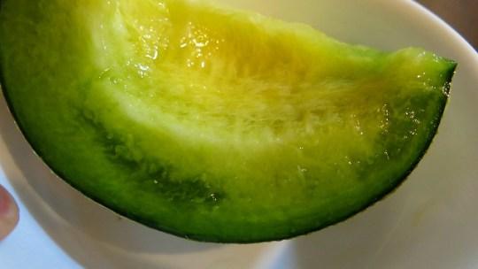 熊本県産のアンデスメロンで涼を得る【食べるブログ】