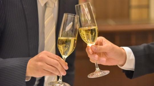 適量で楽しむアルコール【立ち上がれ!サラリーマン!】