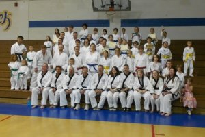 Mountain Academy of Martial Arts September 2012 Rank Test