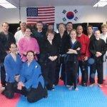 Mountain Academy Black Belts, December 2013