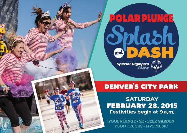 Denver Plunge Postcard_Front Large