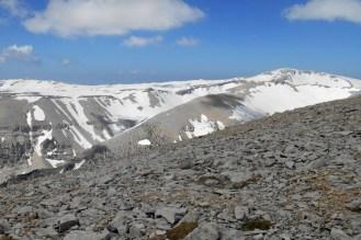 Monte Amaro - still from afar