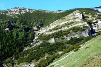 Valle dell'Acquaviva and Monte Pizzone