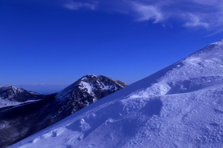Mt. Pollino (from the north ridge)