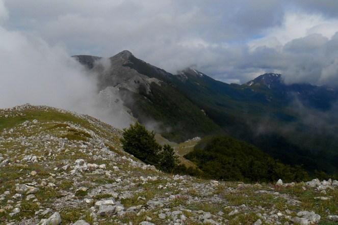 Monte Manfriana & Serra della Ciavole
