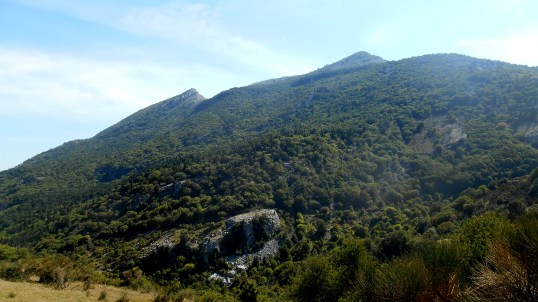 Monte Sellaro (from the north)