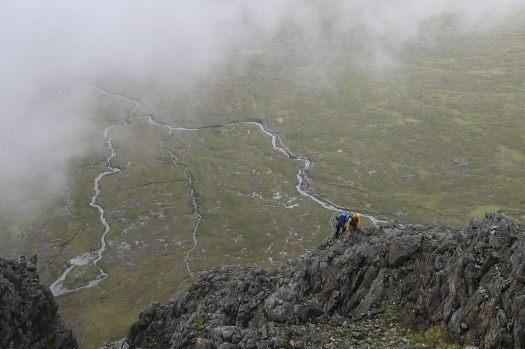 The Spur - Sgurr an Fheadain, Isle of Skye