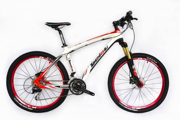 Beiou BOCBM05A Carbon Fiber Complete MTB Bike