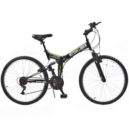 Stowabike 26 Folding Dual Suspension Mountain Bike Review