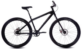 swobo mutineer single speed mountain bike