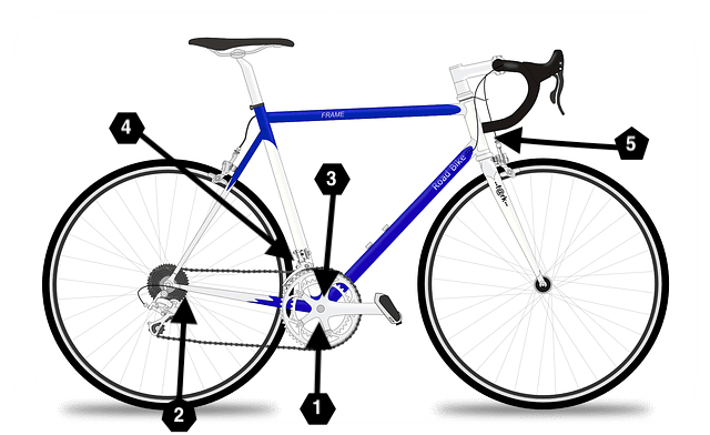 bicycle serial number locations