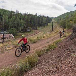 Mountain Bike Tours in Park City, Utah