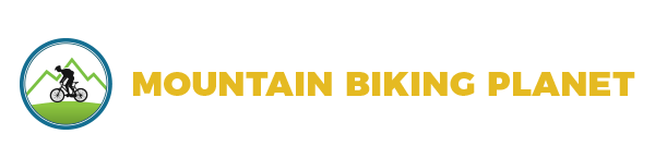 mountain biking planet logo