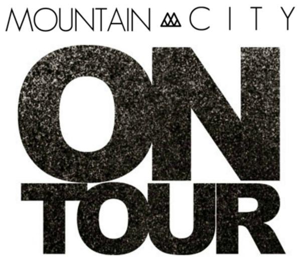 MountainCity Announces Spring Tour Dates