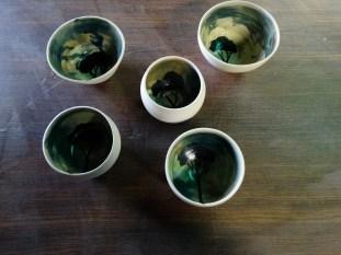 tree bowls 2014 Yvette De Lacy