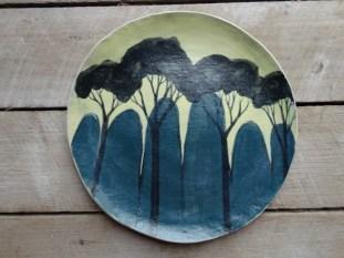 tree rock plate 2014