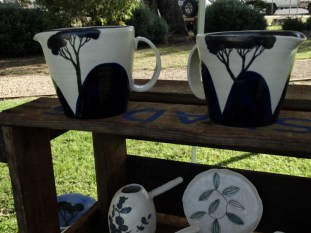 mountain tree jugs