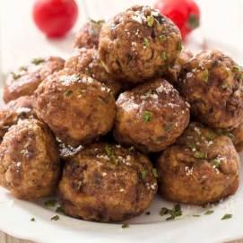 elk meatballs